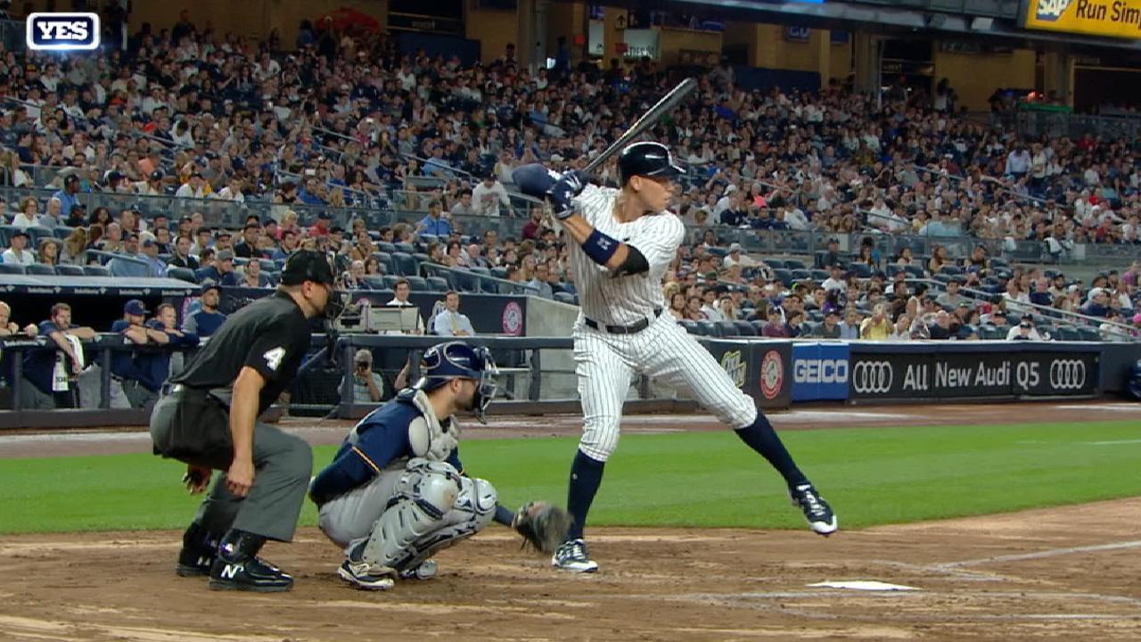 Los Yankees lucen tener con qué dar la pelea por la postemporada