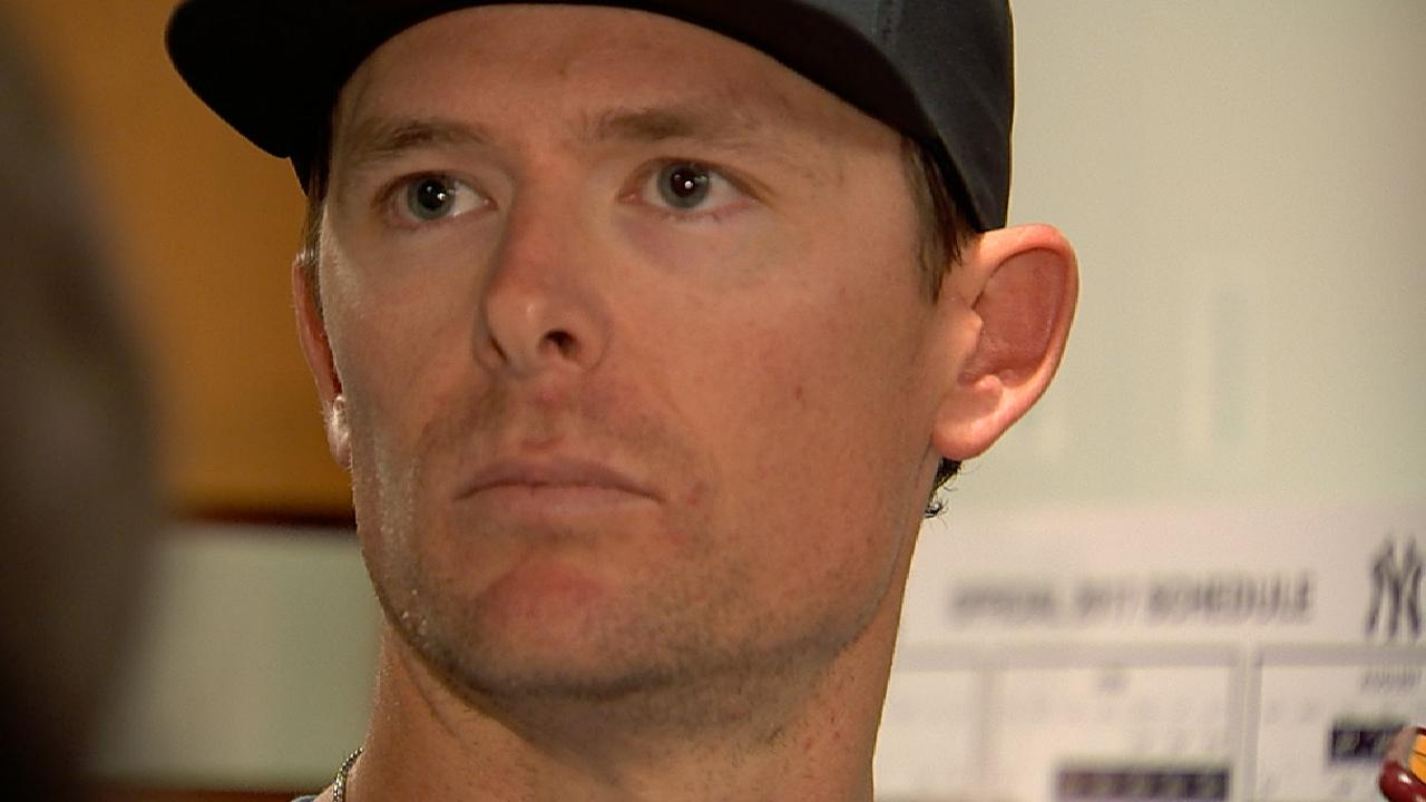 Clippard on rough outing