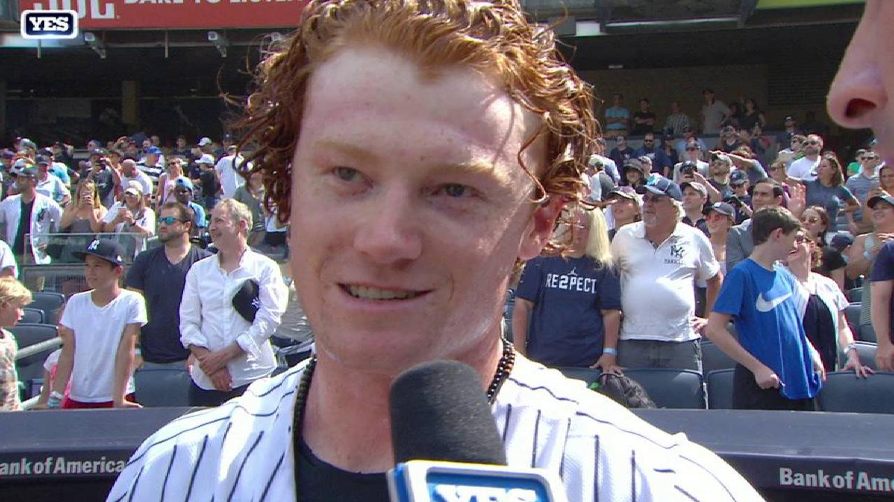 Frazier on game-winning homer