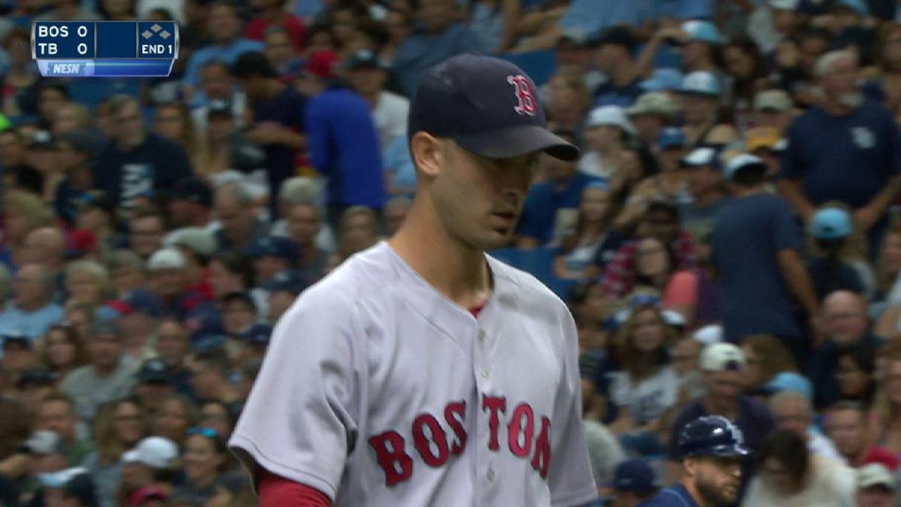 Even in loss, Red Sox can celebrate Porcello