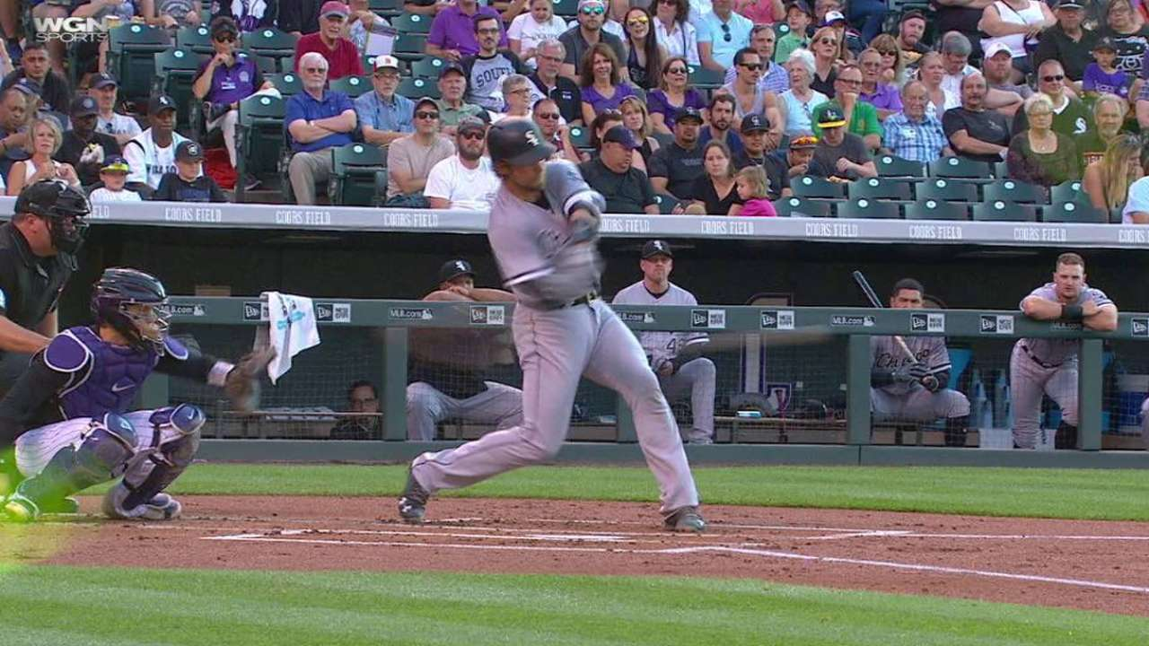 Smith learning ropes of big league catching