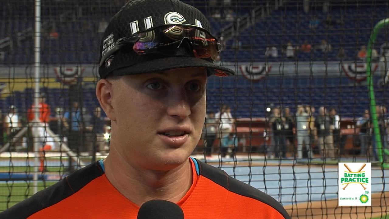 Collins on Futures Game
