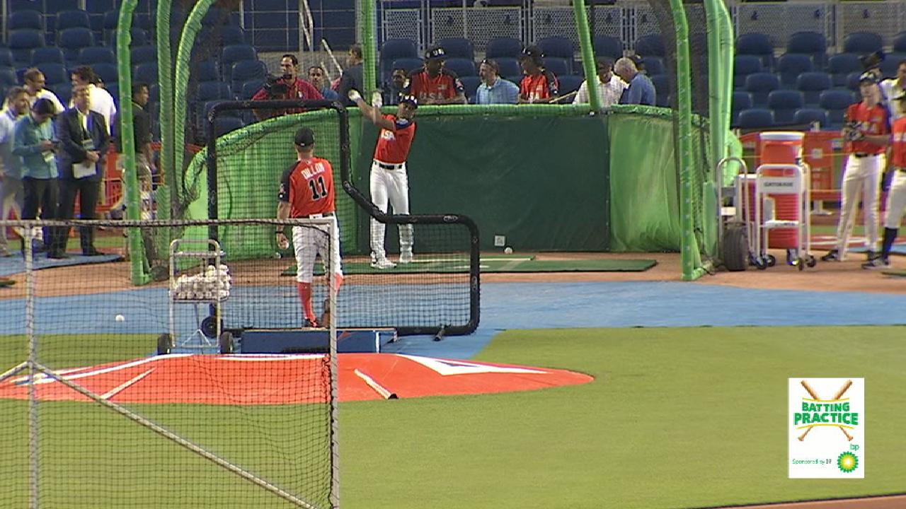 Ray, Acuna put on show in Futures Game BP