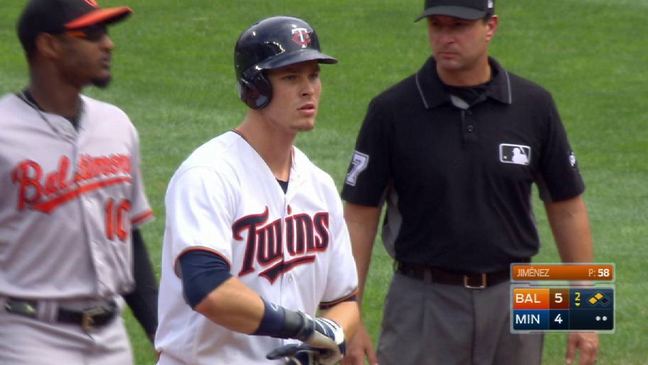 Twins' momentum halted after early rally