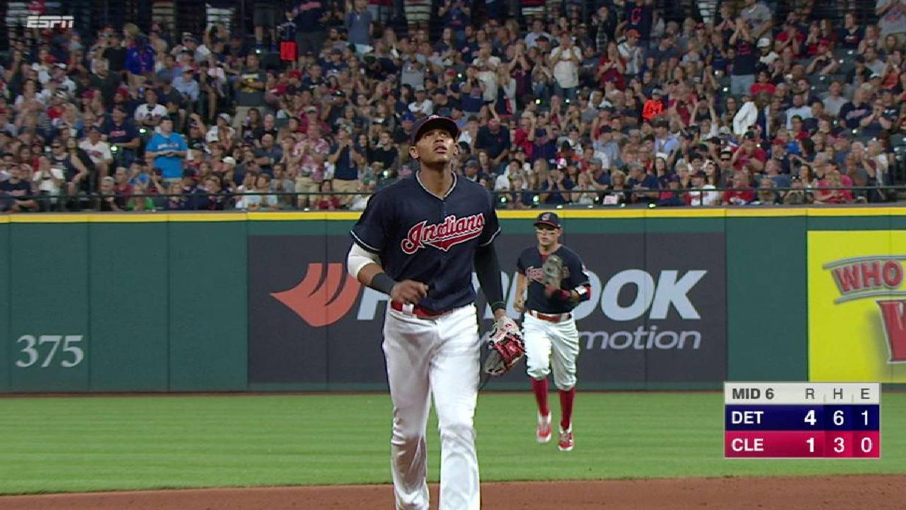 With Kipnis out, Gonzalez gets starting chance