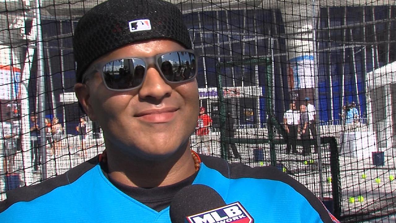Jackson on acting and baseball
