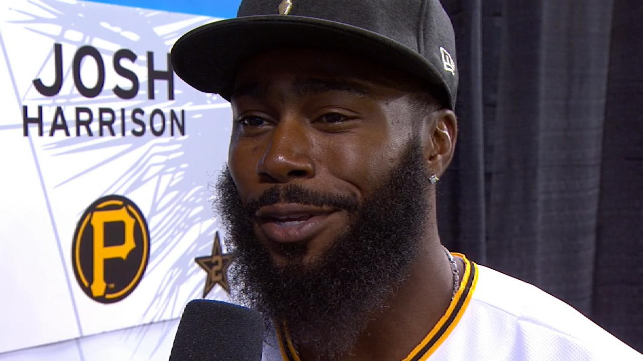 Harrison on second All-Star Game