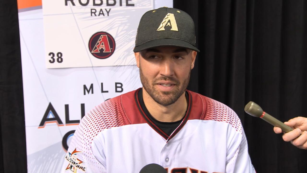 Ray, Goldy reflect on All-Star experience