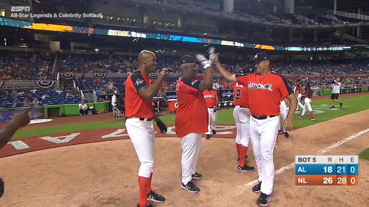 Rodriguez homers for AL