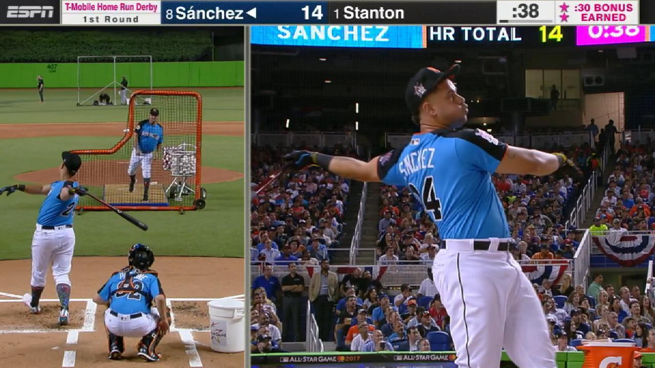 Sanchez stuns Stanton, but falls in Rd. 2