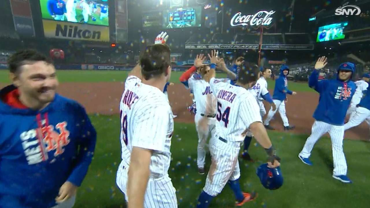Injury bug threw wrench into Mets' plans