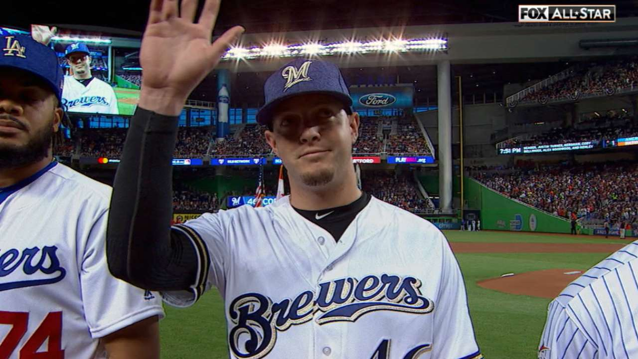 Knebel introduced in Miami