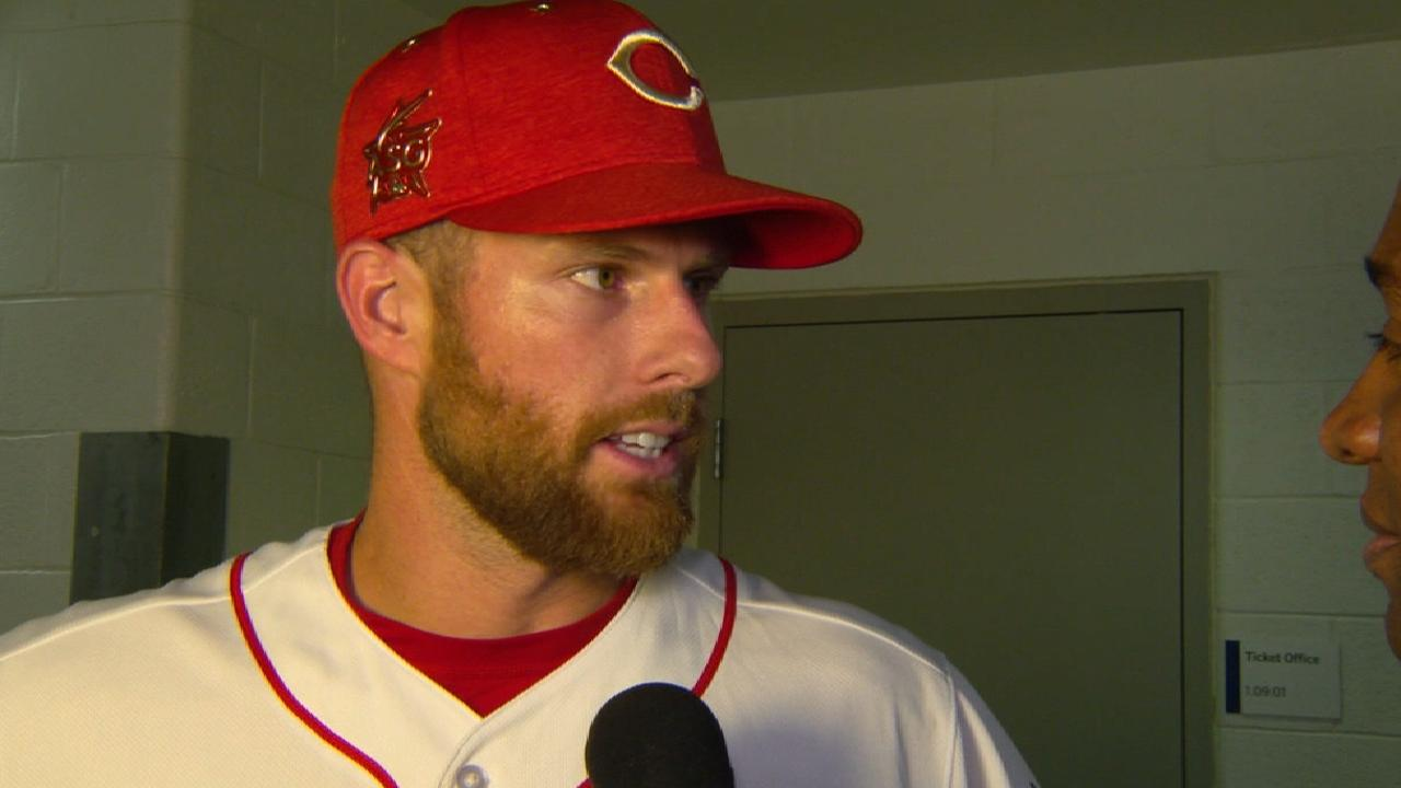 Cozart on 2017 All-Star game