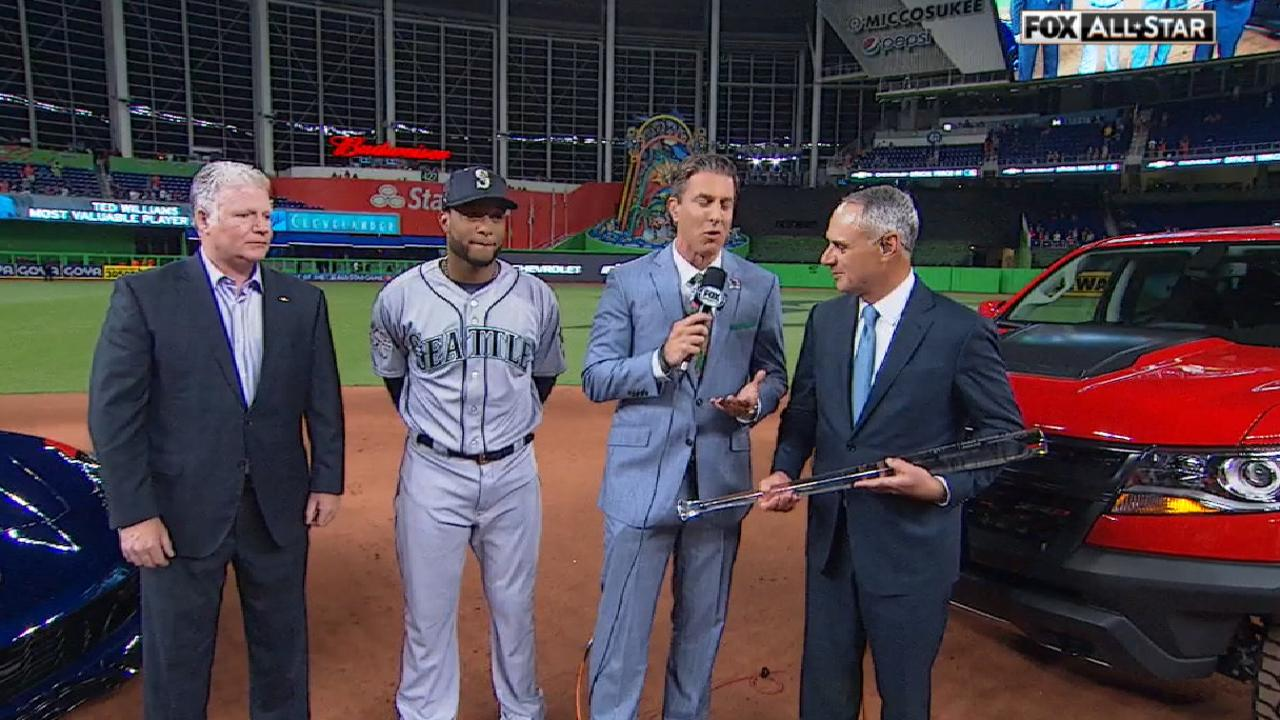Cano wins All-Star Game MVP