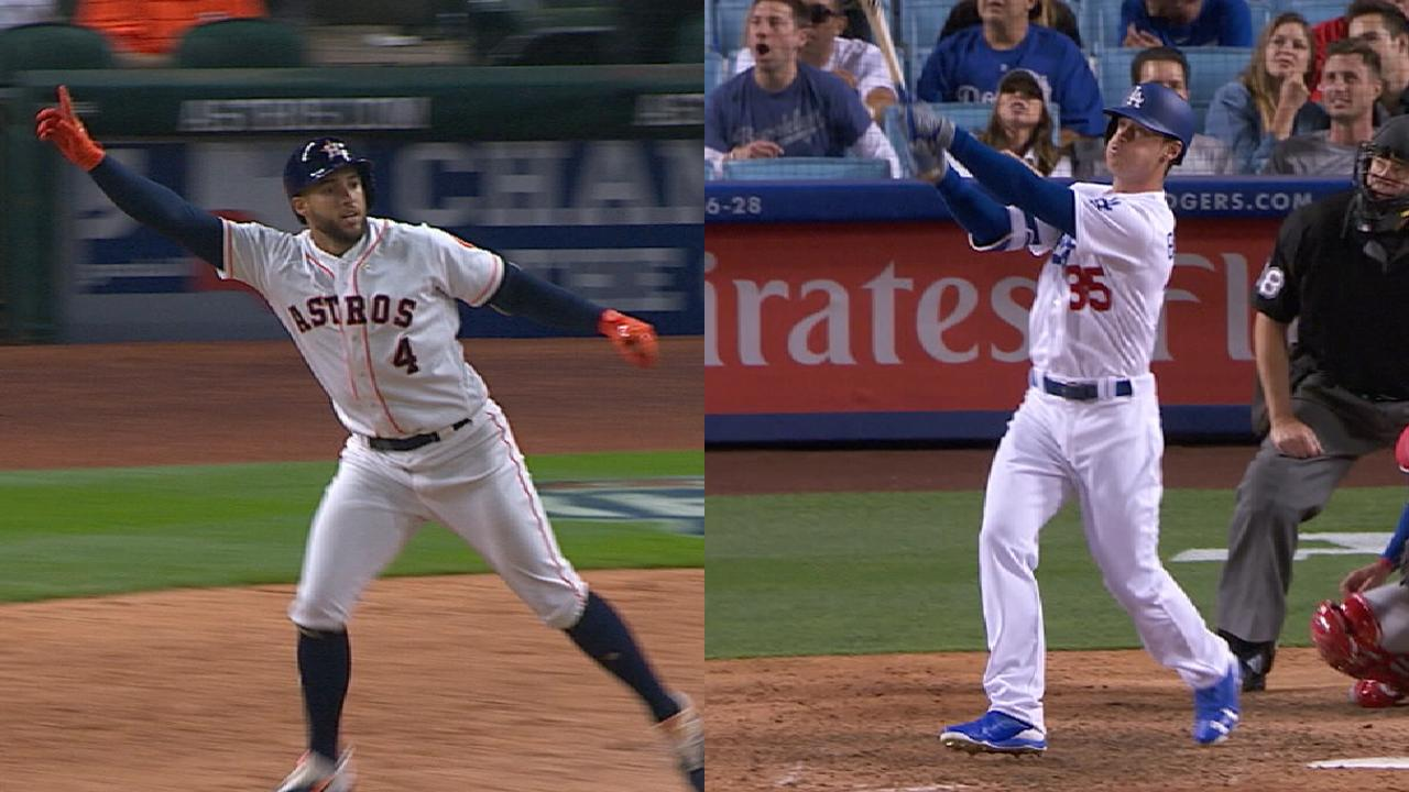 Haves and have lots: Dodgers-Astros debate