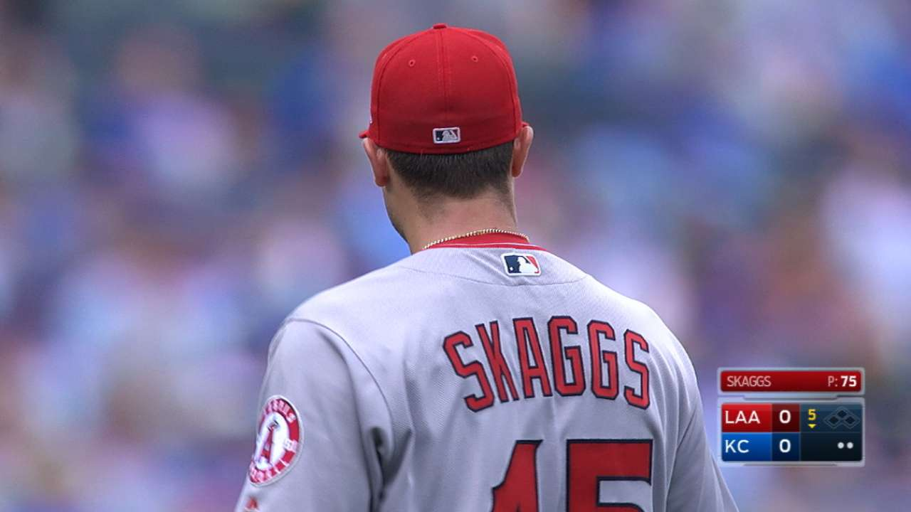 Inbox: Don't give up on Skaggs, Richards