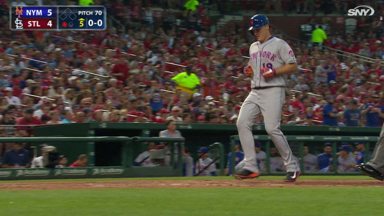 Bruce's impressive homer