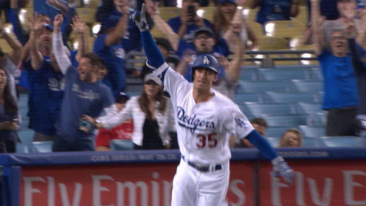 Dodgers land atop post-break Power Rankings