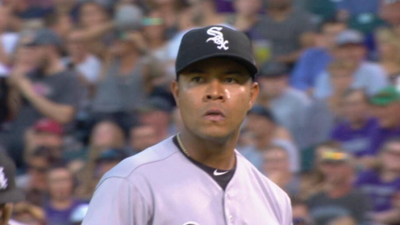Cubs trade for Quintana from Sox