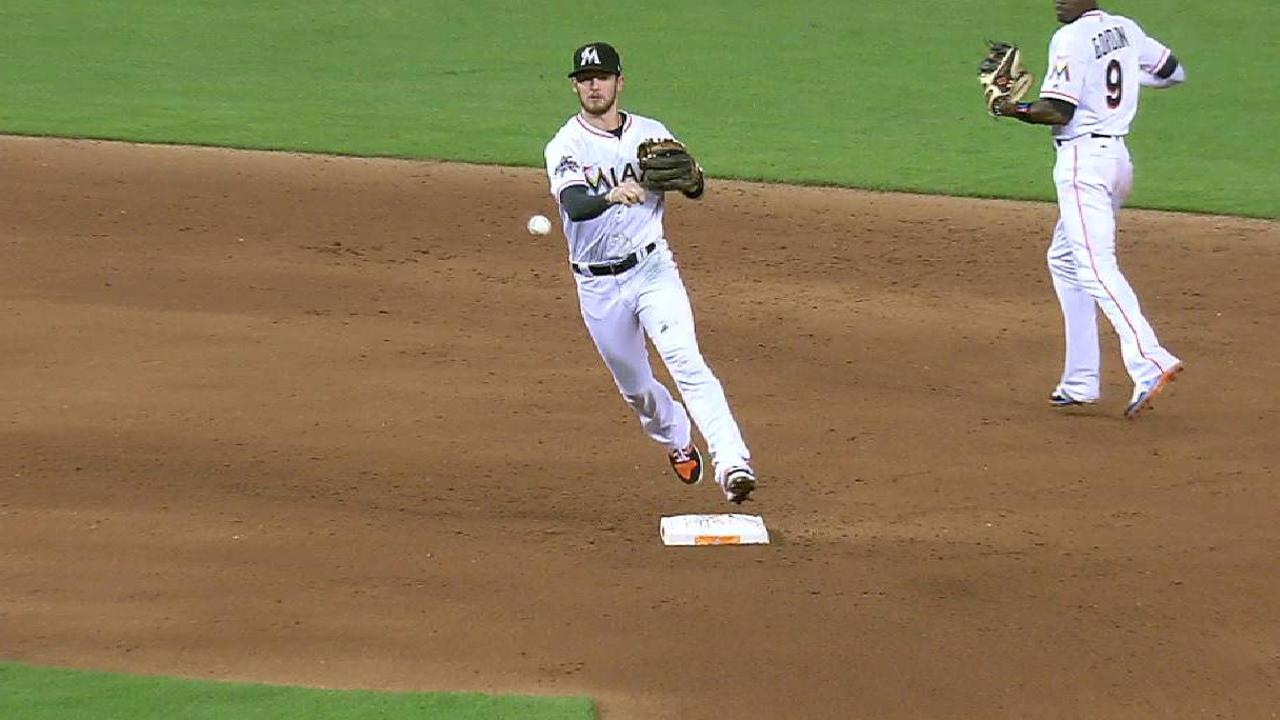 Marlins on the lookout for help at shortstop