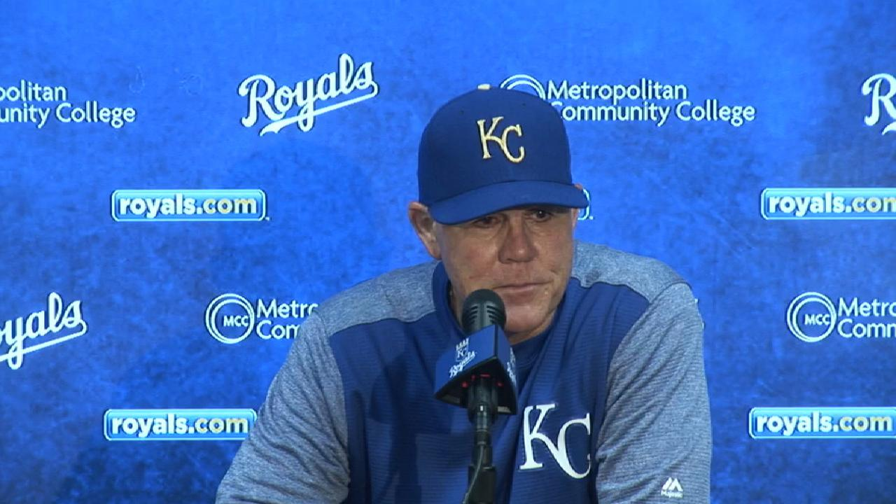 Yost on Hammel's outing