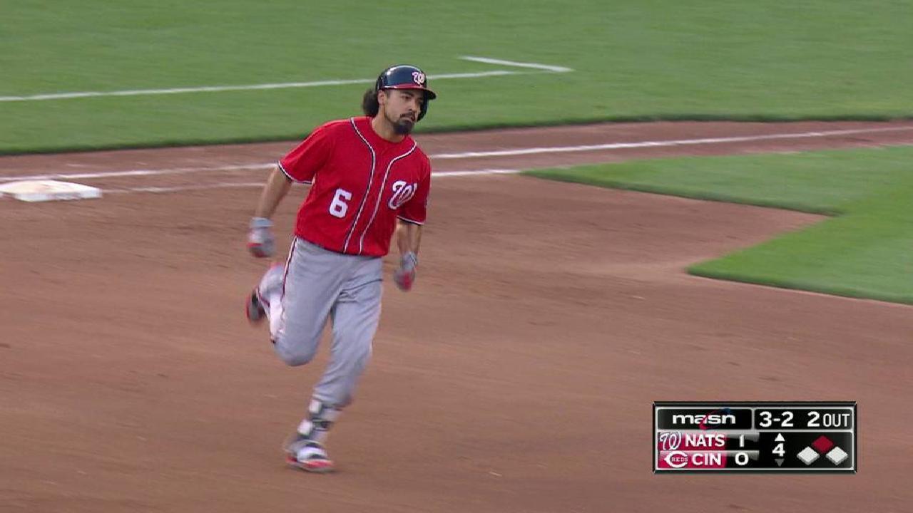 Rendon's two-run home run