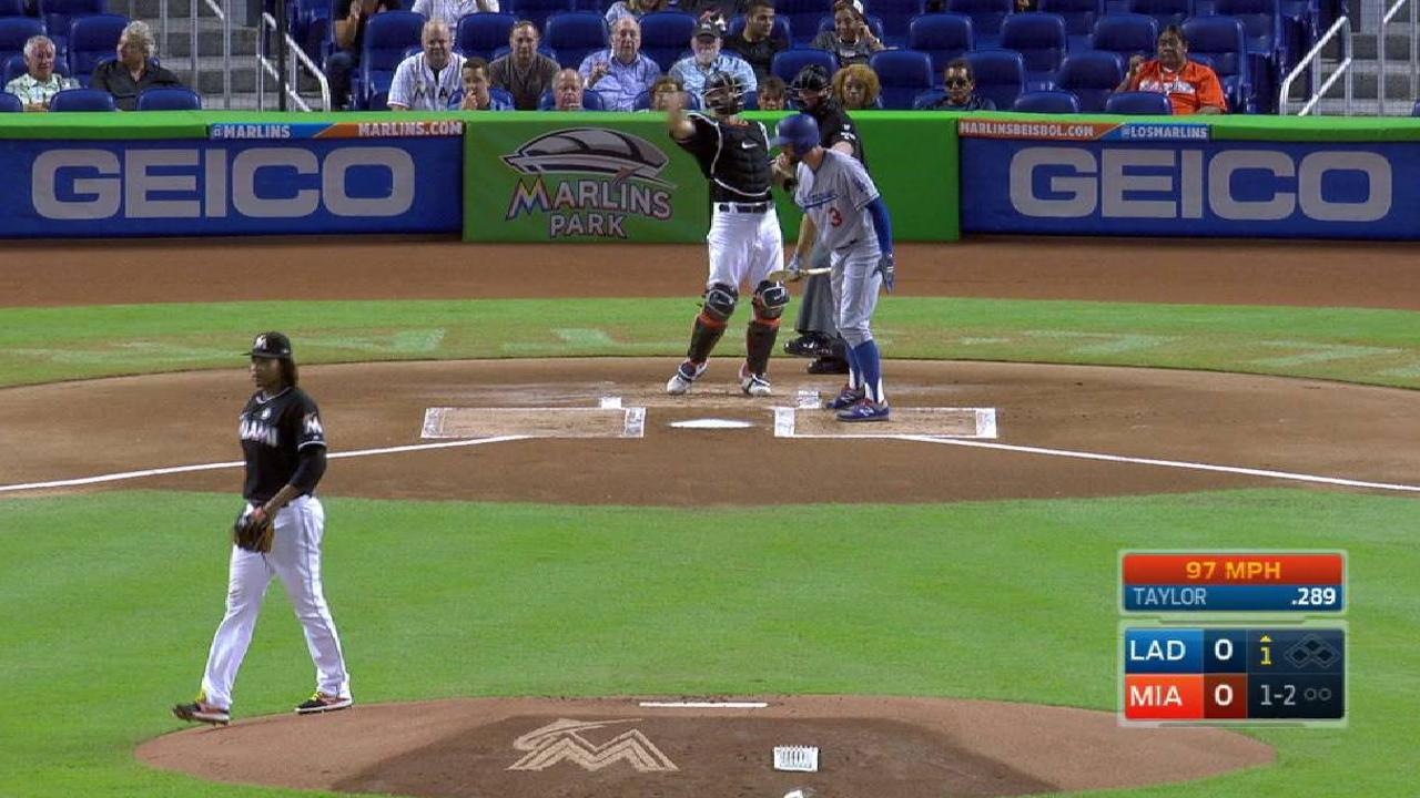 Marlins can't overcome Urena's rough start