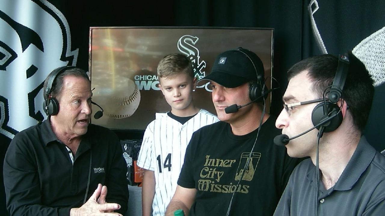 Konerko on White Sox future