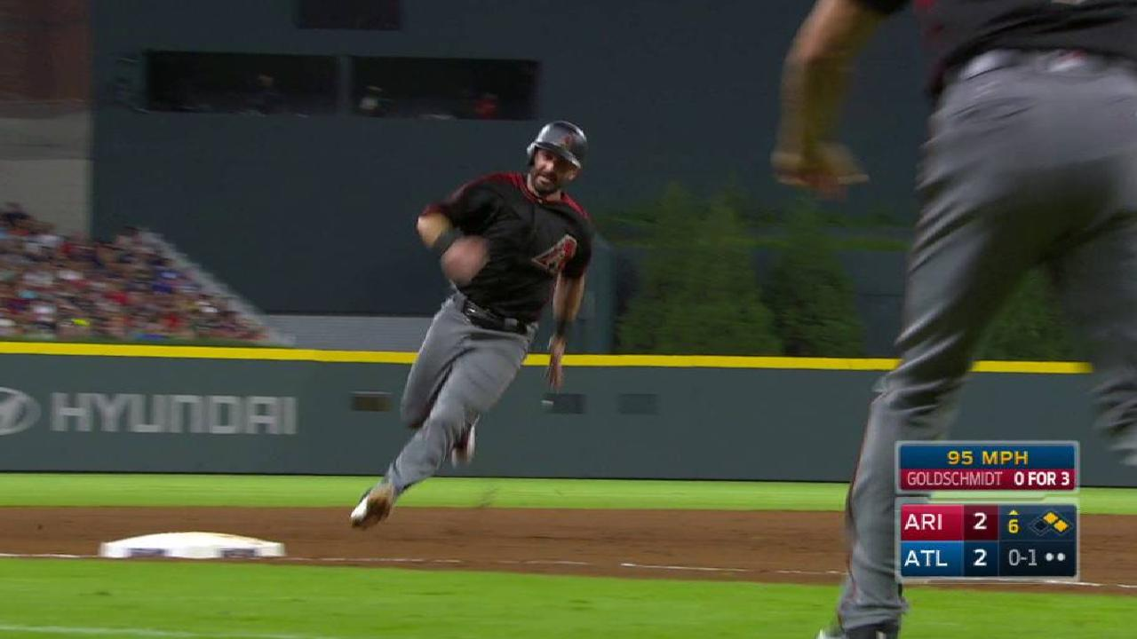 D-backs run out of gas, drop 4th straight