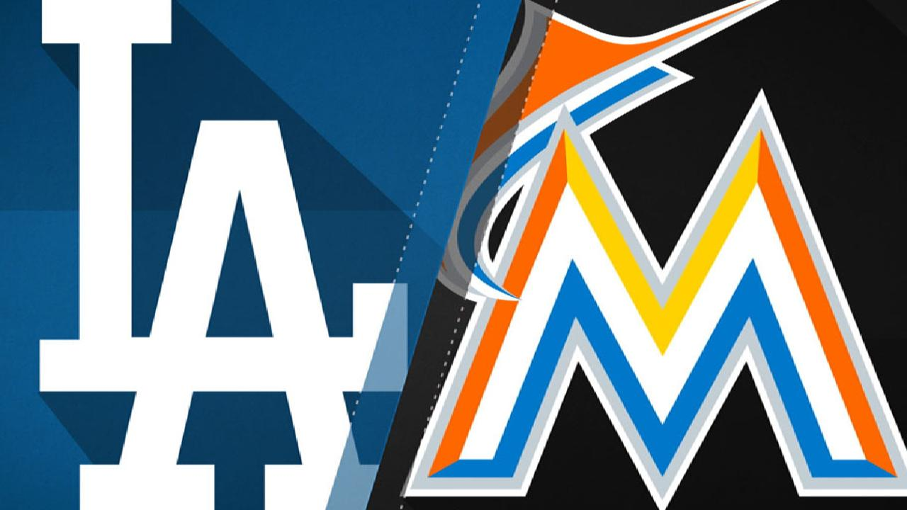 7/15/17: Jóvenes de los Dodgers hacen historia en Miami