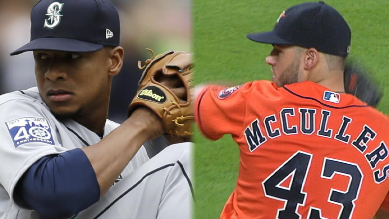 McCullers looks to shake off poor start vs. M's