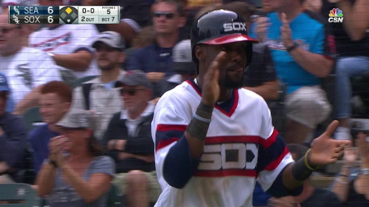 Sox let 5-run lead slip in sweep by Mariners