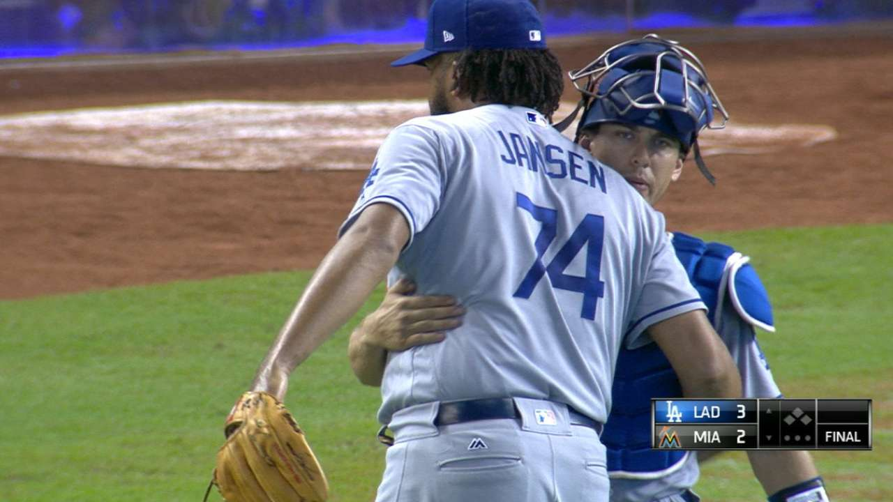 Jansen's four-out save