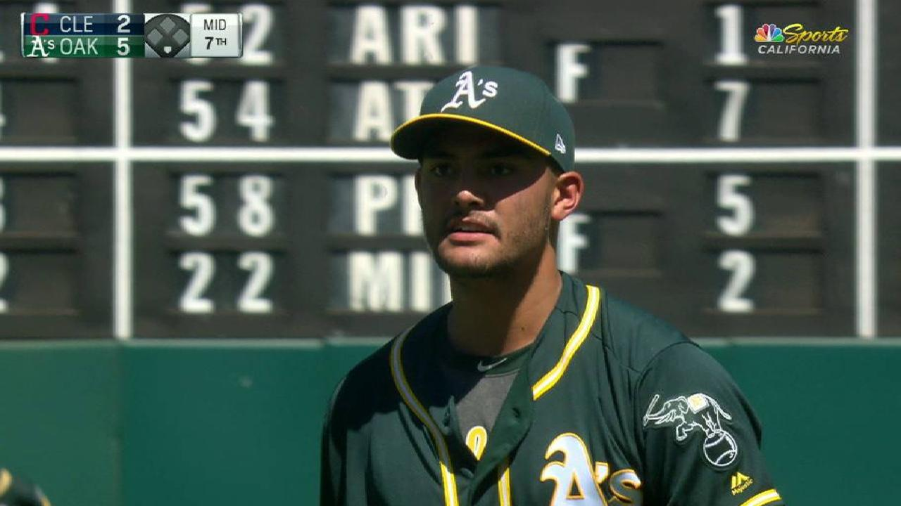Manaea K's Guyer to escape jam