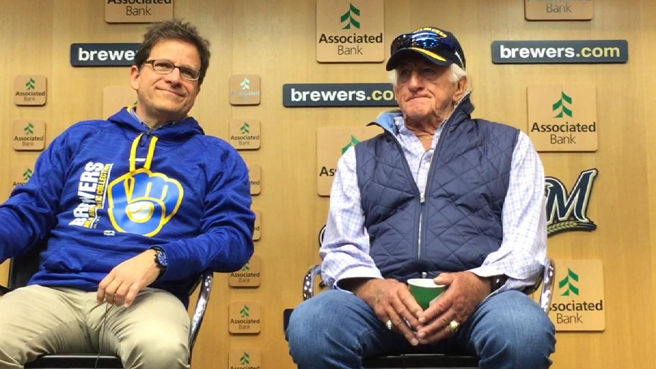 Uecker, Attanasio on Selig