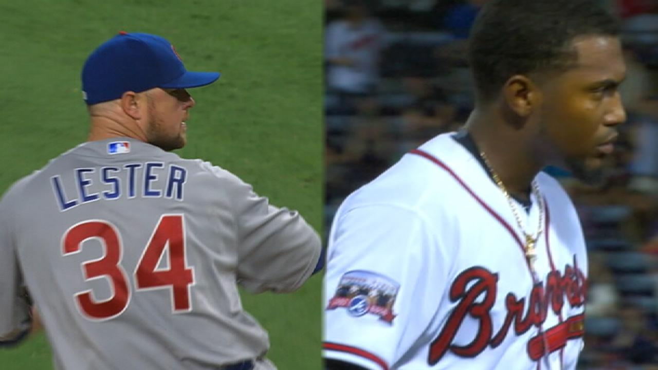 Cubs, Lester hope to keep momentum on MLB.TV