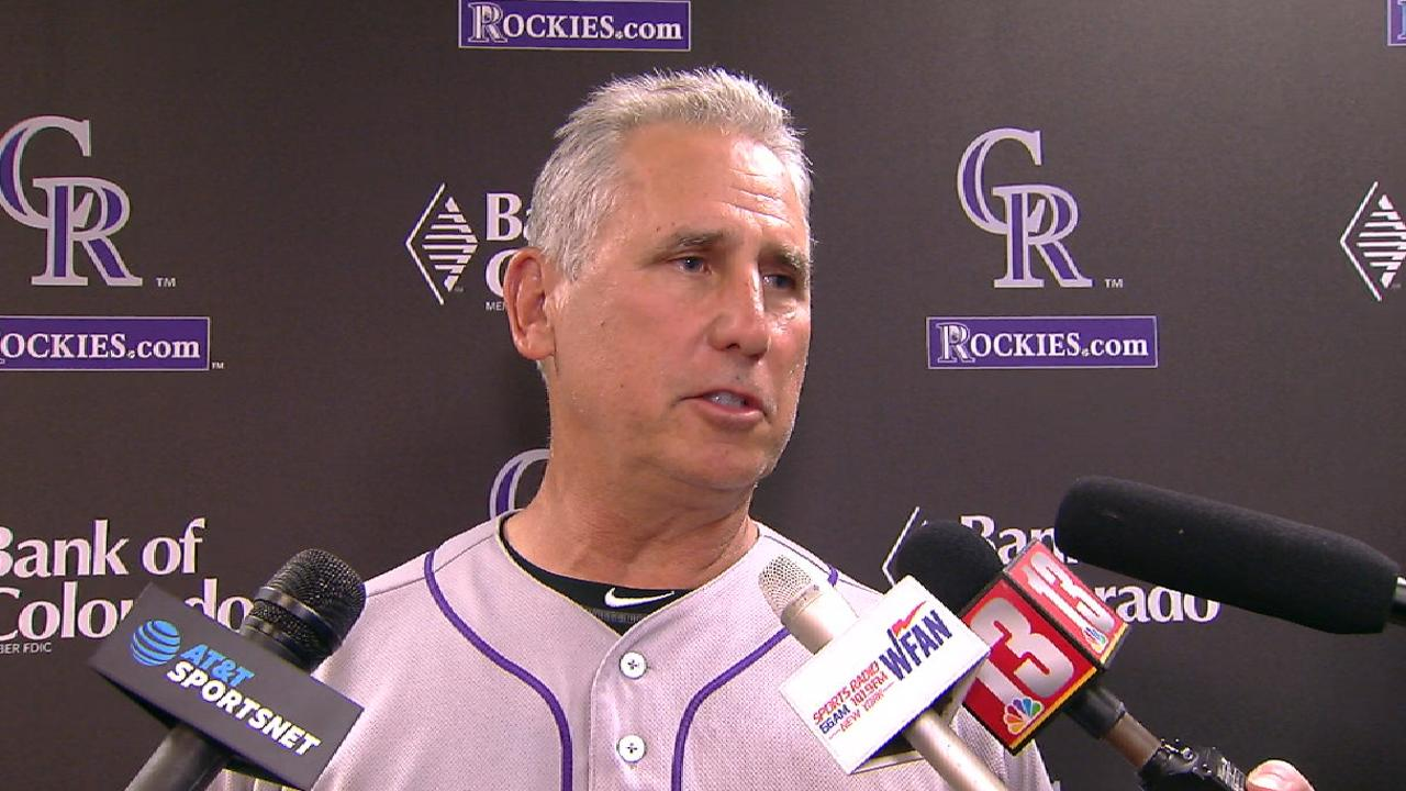 Rockies ready for challenges of home stretch