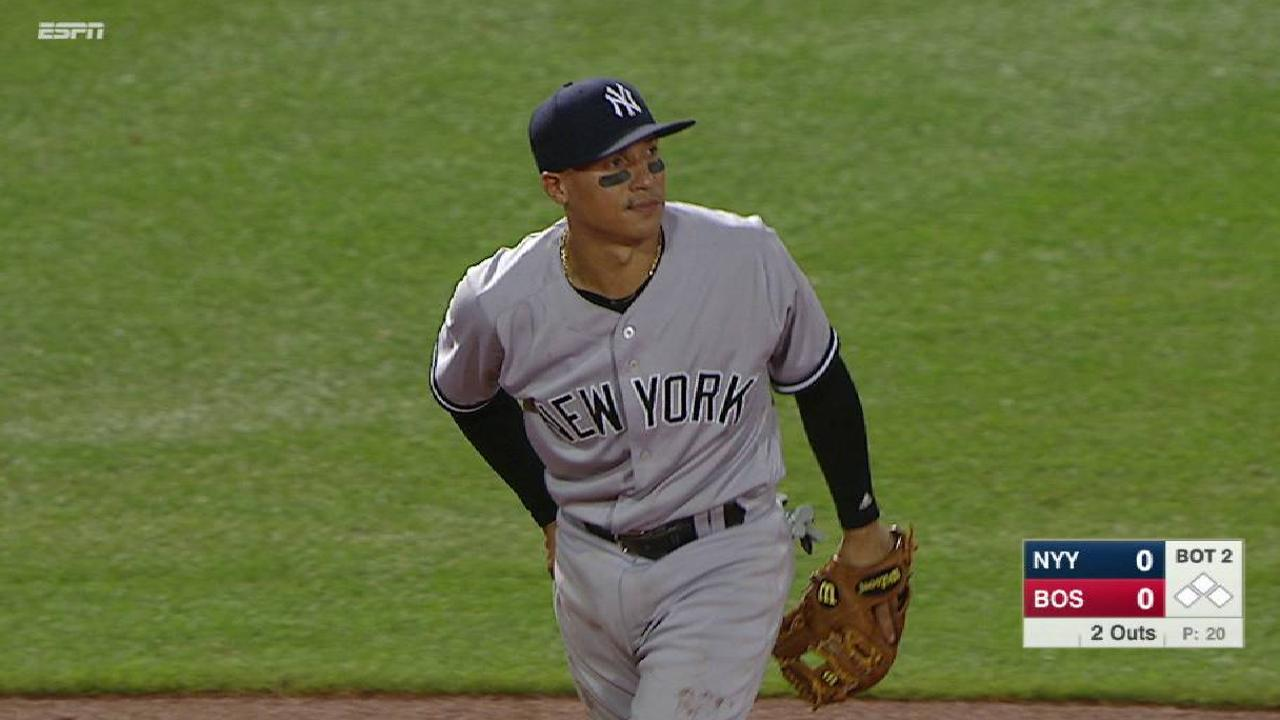 Yanks shut out for first time this season