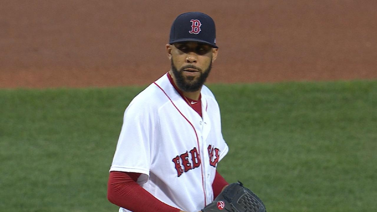 Price's dominant outing