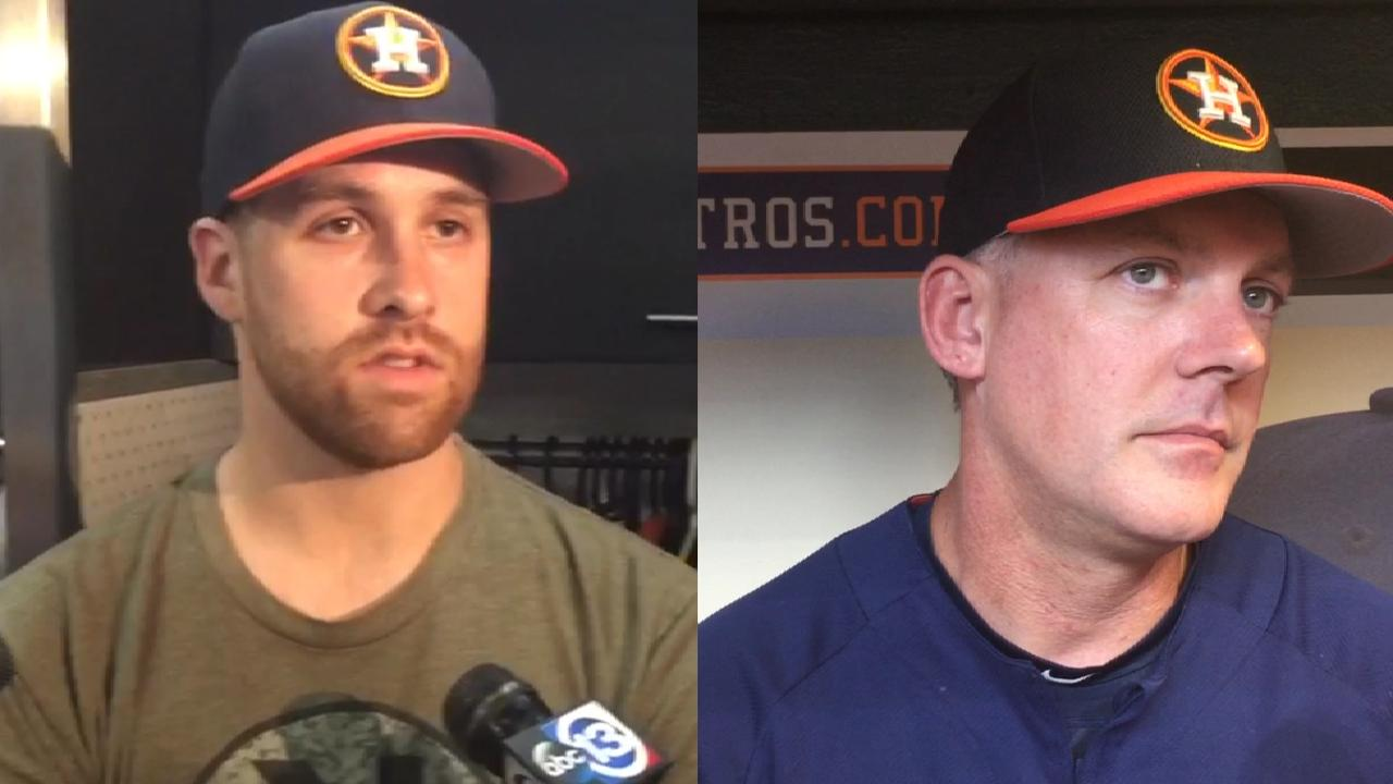 McHugh nears return to Astros rotation