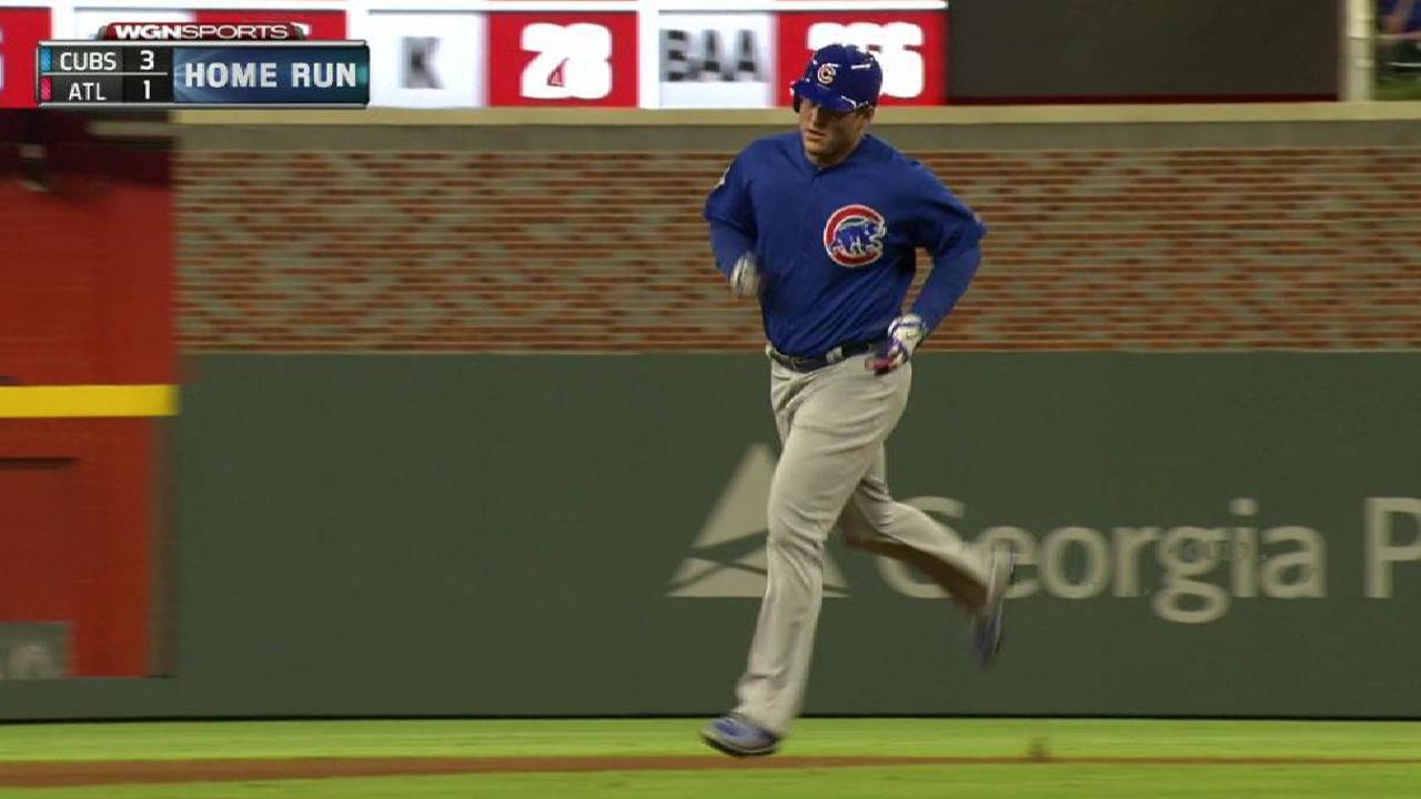 Cubs ganan su cuarto juego al hilo detrás de Lester