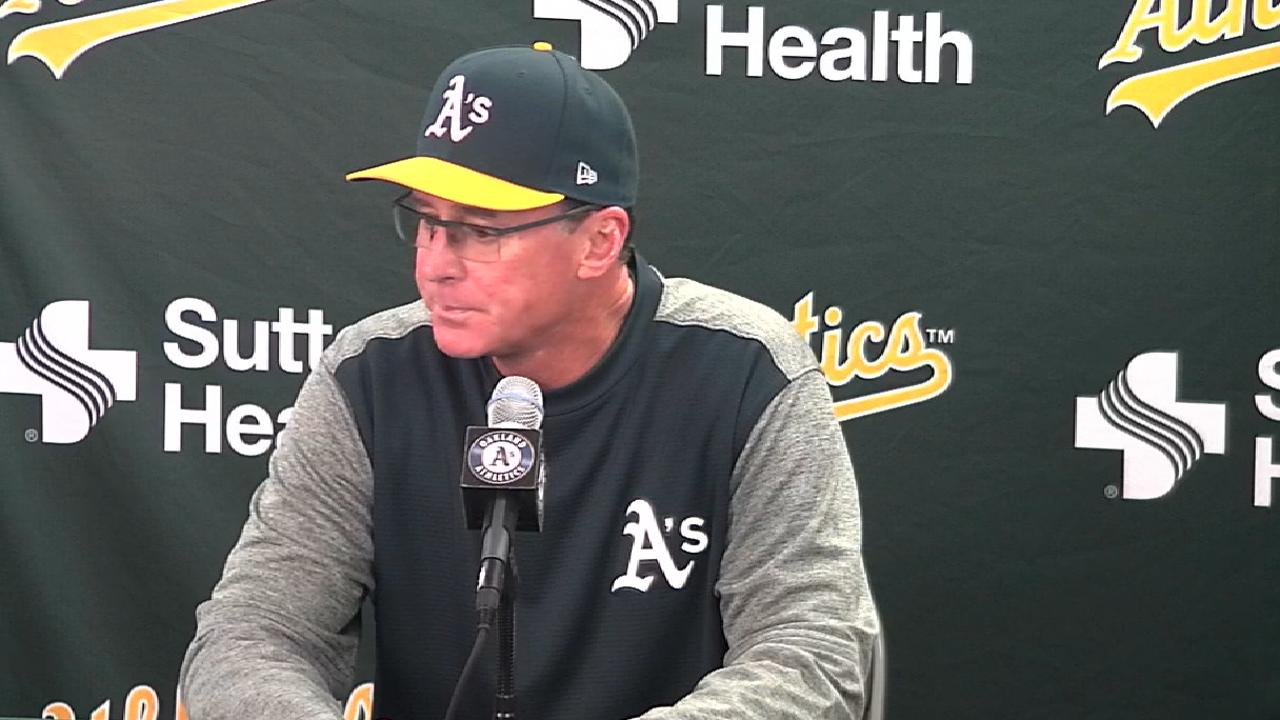 Melvin on 3-2 loss to Rays