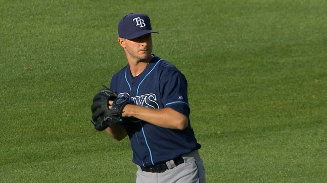 Odorizzi's dominant start