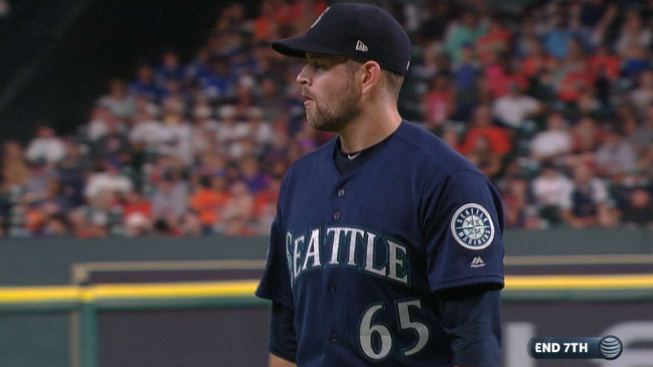 Tough road in August? Mariners say 'Bring It'