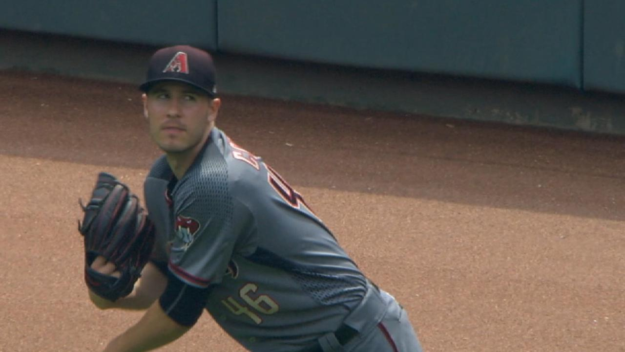 D-backs feel fortunate with rotation stability