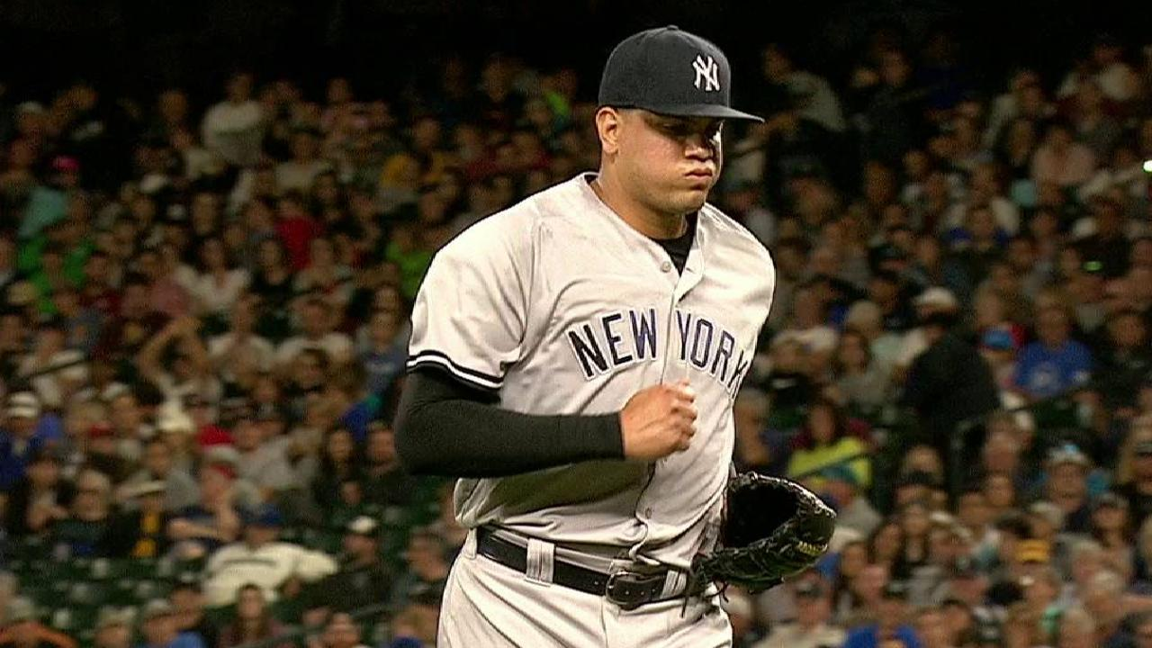 Betances' K strands two in 8th
