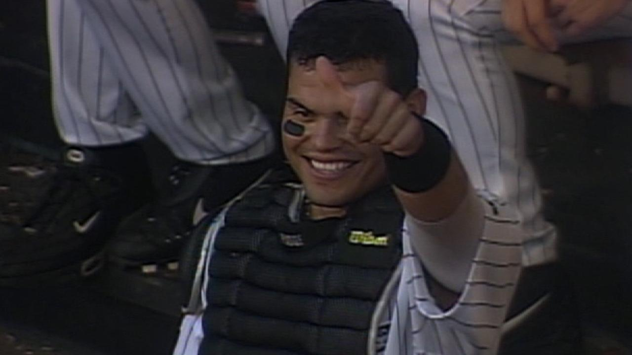 Pudge looking forward to induction into HOF