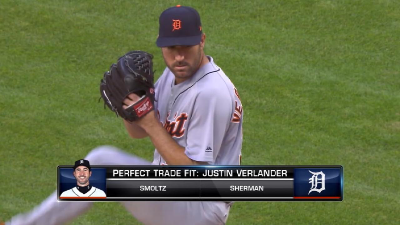 MLB Tonight: Trade fits