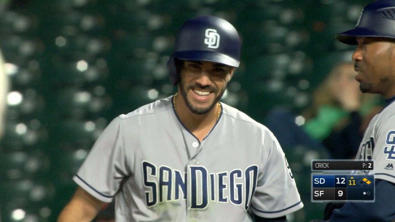 Asuaje's four hits, three RBIs