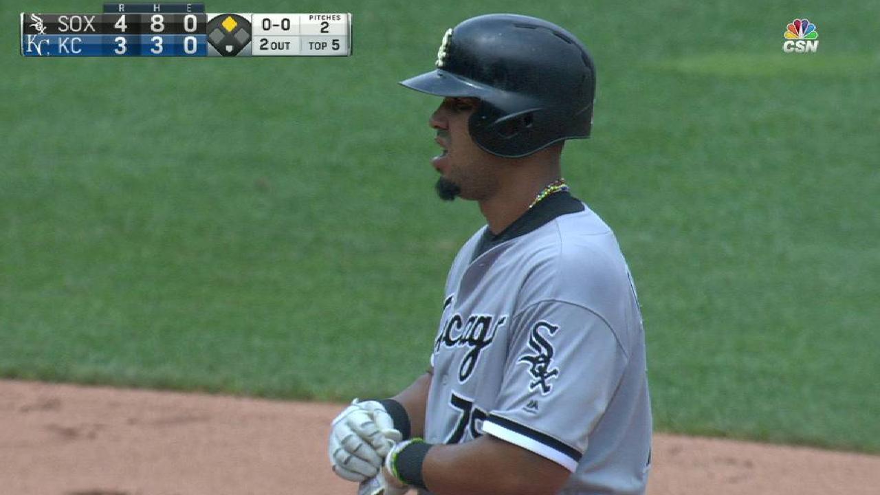 White Sox 4-run frame isn't enough vs. Royals